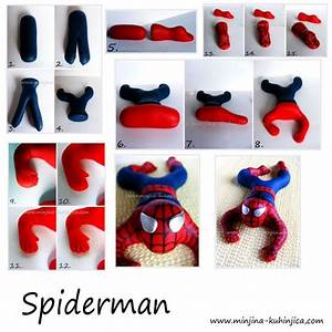 spiderman tutorial sketches patterns templates cake With spiderman template for cake