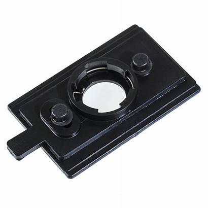 Adapter Pellet Holder Adjustable Kbr Perkinelmer Mount