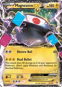 Magnezone EX 35/106 - ULTRA RARE - Cards Outlet