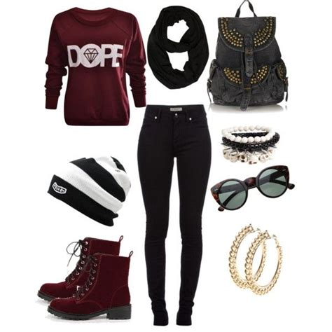 U0026quot;dope girl swagu0026quot; by plussizefashionqueen on Polyvore | fashion | Pinterest | Doc martens Girls ...