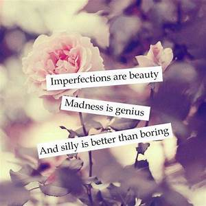 Quotes About Ma... Madness And Brilliance Quotes