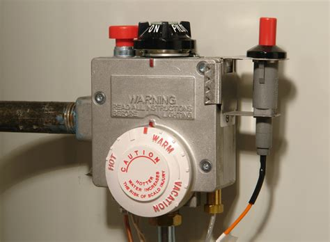 smell gas after lighting pilot how to check the pilot light on your gas water heater in