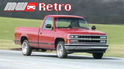 Chevy Truck Retro Review Youtube