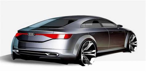 audi tt sportback concept 5 portes et du chien 29 septembre 2014 challenges fr