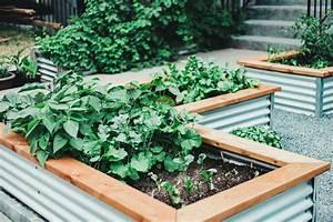 15, raised, bed, garden, design, ideas