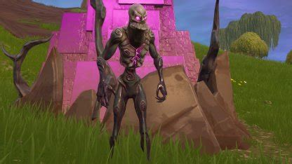 fortnite fortnitemares challenge list guide
