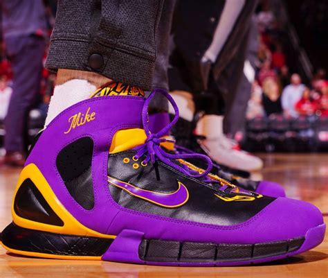purple carpet shoe in miami