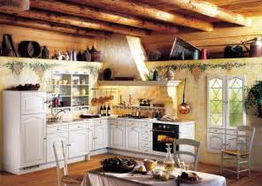 country kitchens - Italian Kitchen Canisters