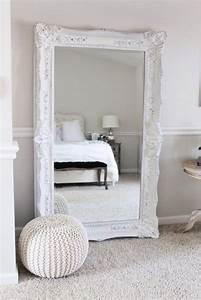 Grand Miroir Chambre : les 25 meilleures id es de la cat gorie miroirs chambre sur pinterest d cor blanc de chambre ~ Teatrodelosmanantiales.com Idées de Décoration