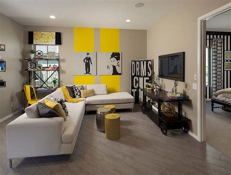 bright rugs 20 yellow living room ideas trendy modern inspirations