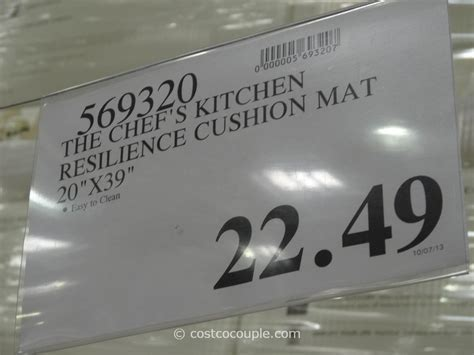 The Chef?s Kitchen Resilience Cushion Mat
