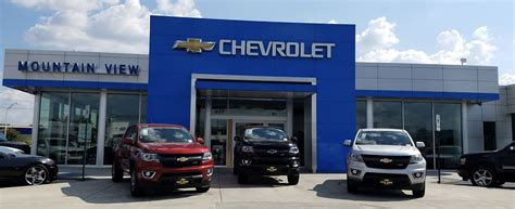 About Our Dealership in Chattanooga, TN | Mountain View ...