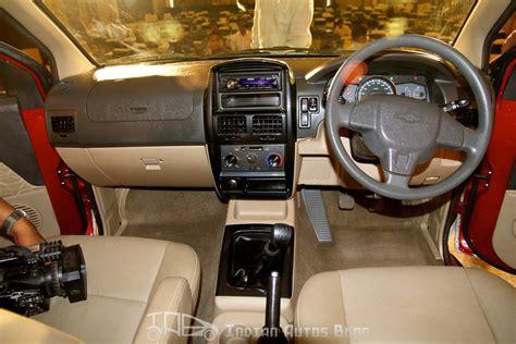Chevrolet Tavera Neo3 Interior