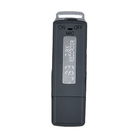 details about usb digital audio voice recorder pen 8gb disk flash recording sk 868 cool