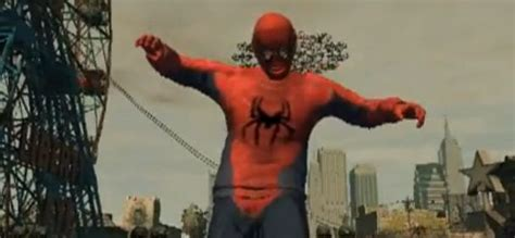 spiderman mod  grand theft auto iv mods gamewatcher