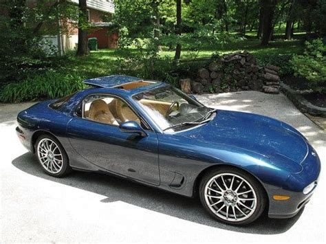 mazda automatic cars for sale find used mazda rx7 twin turbo touring automatic with 9520