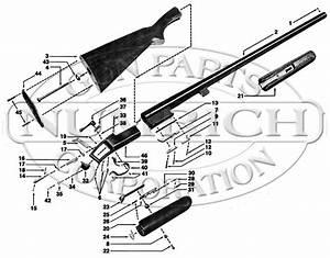 Winchester Model 37a Parts Diagram  U2022 Downloaddescargar Com