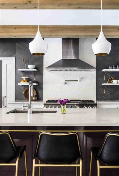 Kitchen Design Great Mix Materials by Kitchen Design With Great Mix Of Materials Decoholic