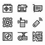 Hardware Computer Icons