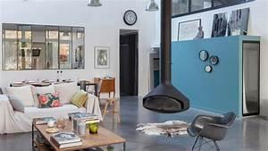 Sejour Style Industriel : style industriel id es d co pour un esprit loft new yorkais c t maison ~ Teatrodelosmanantiales.com Idées de Décoration