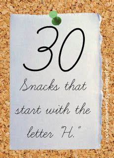 food that starts with the letter i letter of the week start with and snacks on 29341