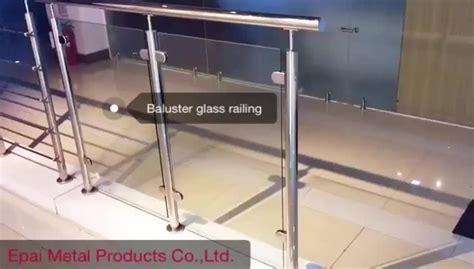 Grateful Stainless Steel Stair Handrails/galvanized Steel