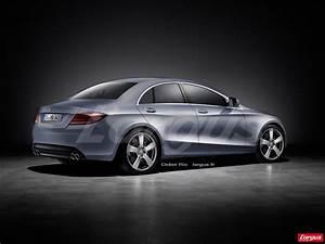 Future Mercedes Classe S : la future classe c se d voile l 39 argus ~ Accommodationitalianriviera.info Avis de Voitures
