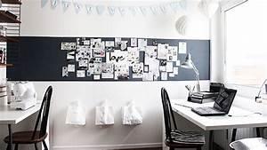 Wandgestaltung Büro Ideen : arbeitszimmer einrichten die besten ideen ~ Lizthompson.info Haus und Dekorationen