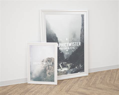 small  big poster frame
