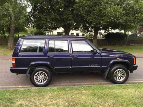purple jeep grand cherokee jeep grand cherokee 2 7 crd auto overland car for sale