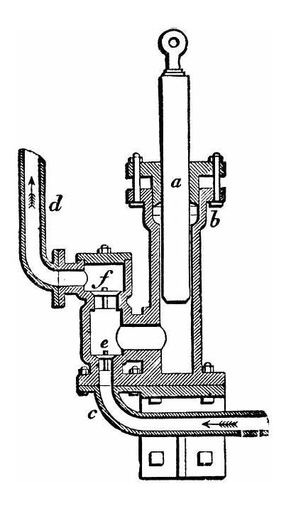 Steam Engine Pump Force Clipart Etc Medium