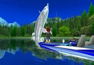 Fishing Resort Le Jeu De Pche Du Papa De Sonic