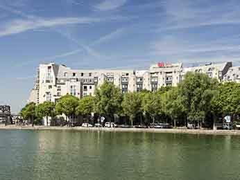 hotel in ibis la villette cite des sciences 19th