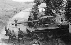 Tiger #tank in action | World War II | Pinterest | Tigers ...
