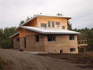 Home On Earth : rammed earth structures bec green ~ Markanthonyermac.com Haus und Dekorationen