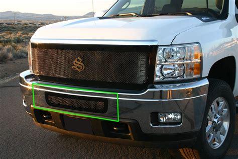 Status Grill Chevy  Custom Truck Accessories