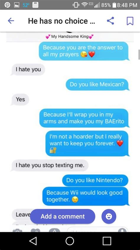 Our ultimate collection of pick up lines or chat up lines are perfect for any situation that requires fun. Pin by Jazmin Valentina Zuniga on funny shit | Pick up lines cheesy, Love messages, Pick up lines