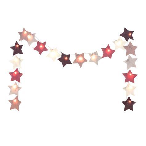 guirlande lumineuse chambre guirlande lumineuse étoiles numéro 74 pour chambre