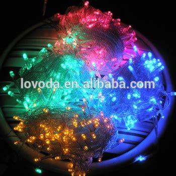 solar mini lights led string hanging tree light 12v led
