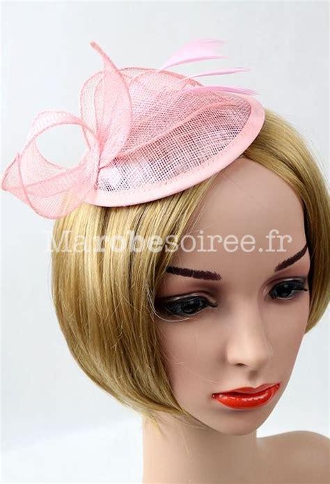 petit chapeau bibi chic avec plume