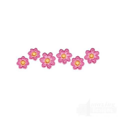 flowers borders designs pink flower border