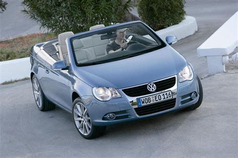 2006 Volkswagen Eos Picture 82738 Car Review Top Speed