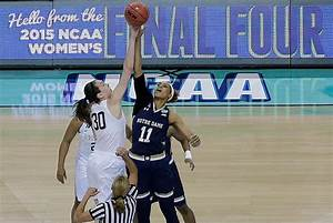 NCAA Women's Basketball Officially Moves To Four 10-Minute ...