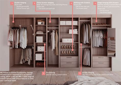 fitted wardrobes cardiff bedrooms  luxury  living