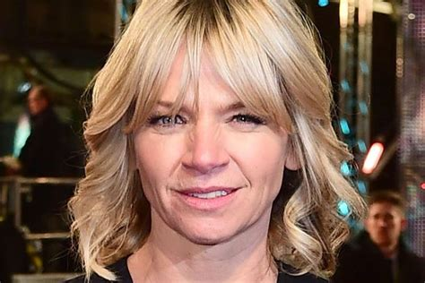 Zoe Ball celebrates one year of sobriety and thanks late ...
