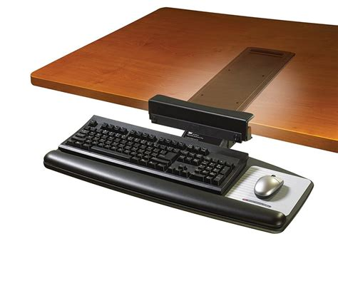 Best Clamp On Keyboard Tray For The Desk  The Best Of