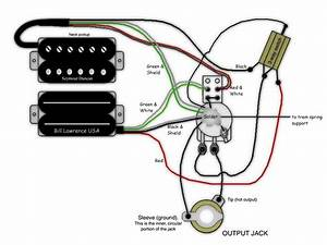 Washburn Electric Guitar Wiring Diagram