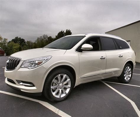 2017 Buick Enclave Configurations by 2017 Buick Enclave Configurations Review Release Date