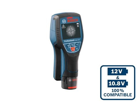 Bosch DTECT120 Radar Wall Scanner in carton