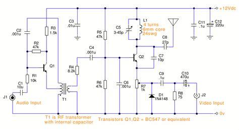 Simple Transmitter Circuit
